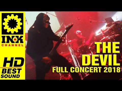 THE DEVIL - Full Concert w/ THERION [8/3/18 Thessaloniki Greece]
