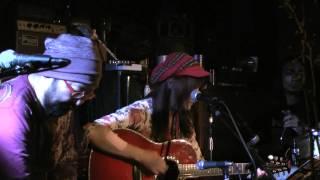 2011.2.3 東京高円寺 稲生座 尼崎愛子(CARL)のライブで歌われた新曲「雪...