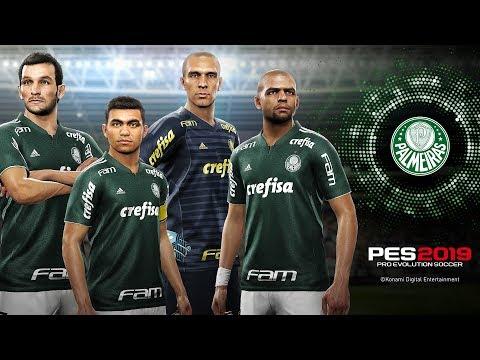 PES 2019 - Palmeiras Partnership Trailer