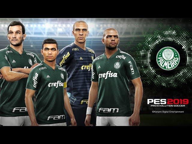 b3c97036a4 PES 2019  veja todos os times brasileiros licenciados até o momento ...