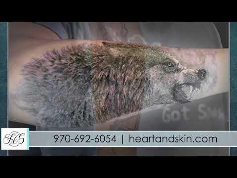 HEART&SKIN Tattoo Studio | Tattoos & Piercings in Fort Collins - YouTube