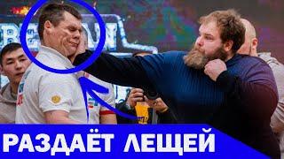 ВСЕ ПОЩЕЧИНЫ ПЕЛЬМЕНЯ. Каменные лица. Василий Камоцкий.