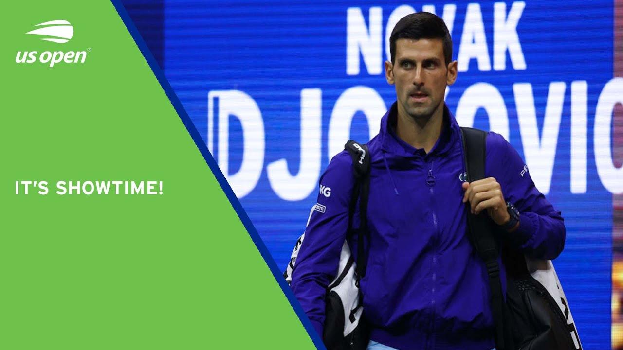 The Latest: Djokovic, Zverev going 5 in US Open semifinals