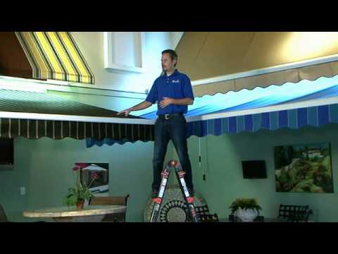 Fabric Awning Cleaning Service Video Marygrove Awnings