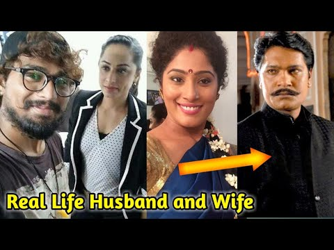 Real life Husband and Wife of All C.I.D Actors. / Spouse of all cid actor sony tvReal life Husband a