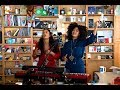 Capture de la vidéo Ibeyi: Npr Music Tiny Desk Concert