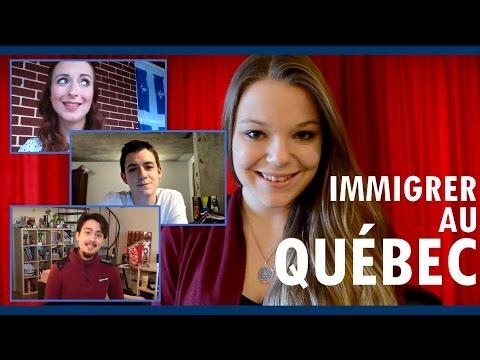 IMMIGRER AU QUÉBEC - Témoignages de jeunes Français