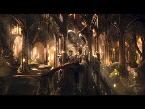 The Hobbit 2 : The Desolation of Smaug EXTENDED International Trailer