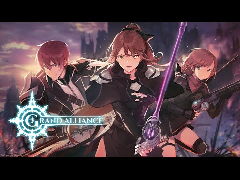 Grand Alliance Launch Trailer