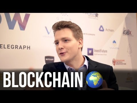 Blockchain and Human Rights – Ivan on Tech