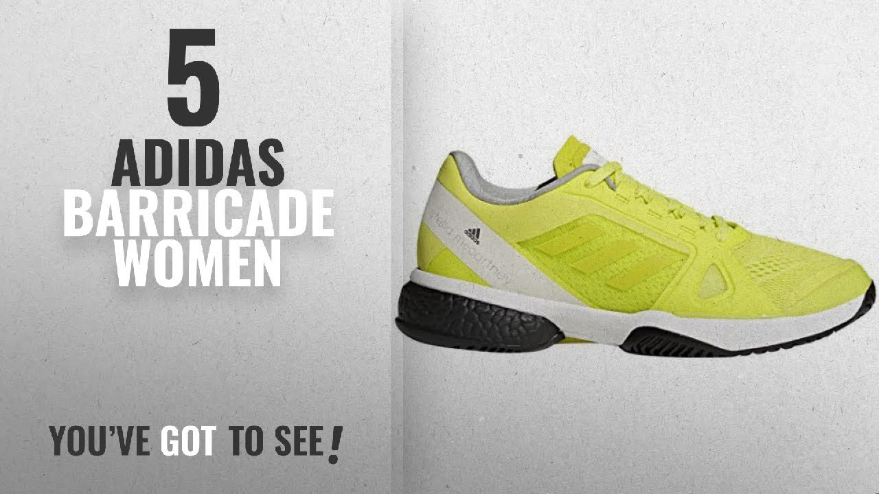 cheap for discount 1e00f 2af3c Top 5 Adidas Barricade Women  2018   adidas Women s aSMC Barricade ...