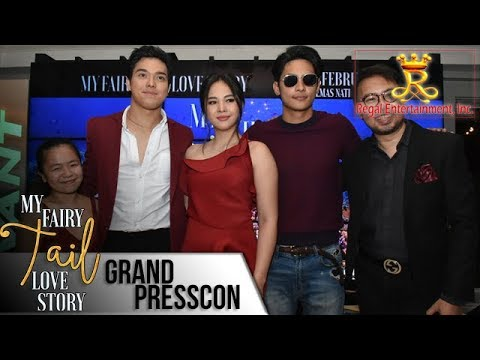 My Fairy Tail Love Story Grand Press Conference | Full Video