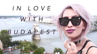 Budapest Travel Vlog   What to See & Do in Budapest   Top 10 things to do in Budapest