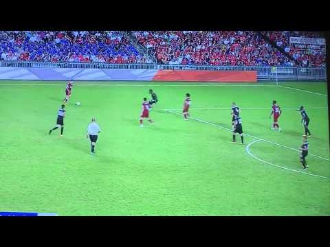 Philippe Coutinho goal vs Leicester in Asia premier league cup final