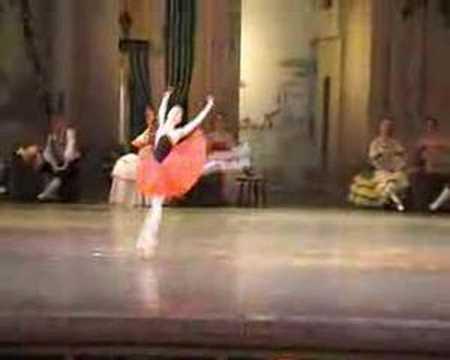 1/4 Maria Kochetkova 1act variation Don Quixotte
