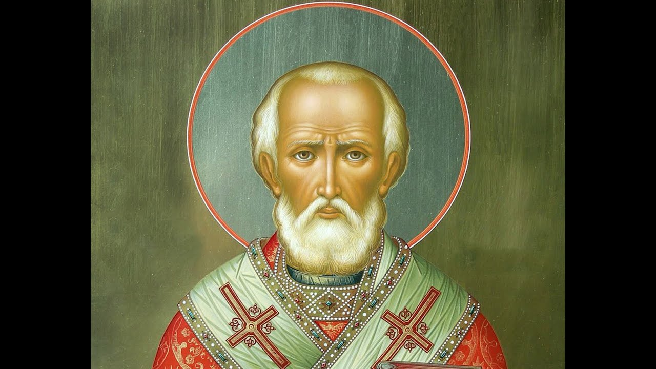facts about Santa Claus: St. Nicholas