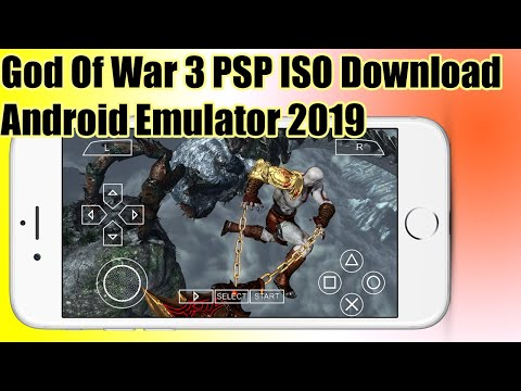 God Of War 3 PPSSPP Iso Highly Compressed Download | God Of War 3 APK+DATA