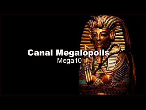 MEGA 10 (Descubrimientos del Antiguo Egipto)  -  Documentales