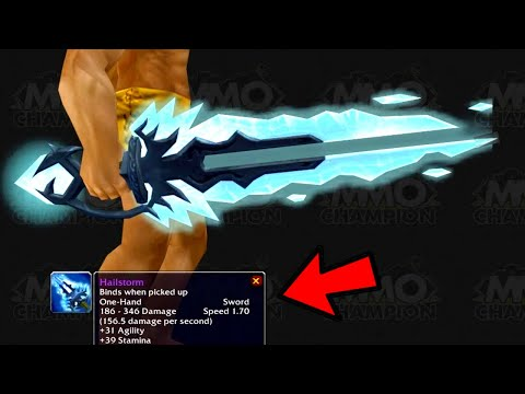 7 RAREST ITEMS in WoW of All Time!