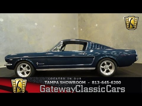 1965 Ford Mustang 2+2 - Stock #540-TPA
