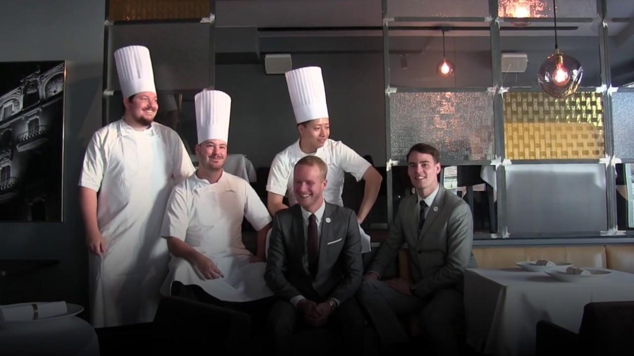 Restaurant The Balcony deltager i DinnerDays med 3+ retter for 200,- i Uge 7 - 2018