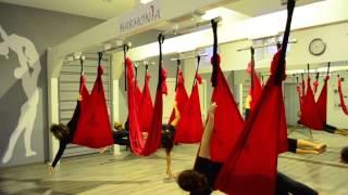 Antigravity Yoga - ASD HARMONIA