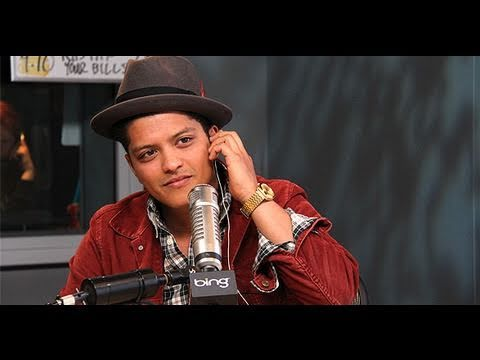 Bruno Mars' Interview Just Before Arrest | Interview | On Air With Ryan Seacrest
