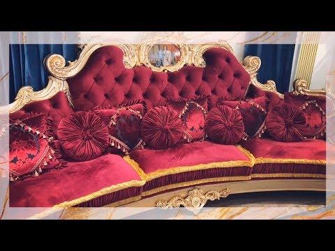Царская Мебель из Китая в итальянском стиле. Купи себе красивую мебель!