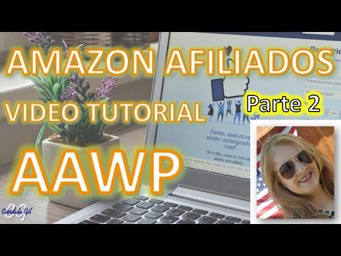 Como utilizar AAWP Parte 2 para Vender con AMAZON Afiliados