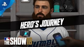 MLB The Show 18 - For a Fan Like You: Hero's Journey | PS4