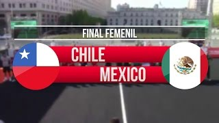 Cover images Chile vs México | Final (Femenil) - Homeless World Cup Chile 2014