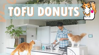 Tofu Donuts