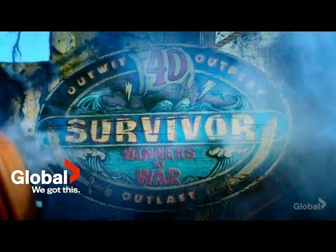 Survivor: Winners At War | Season 40 Trailer