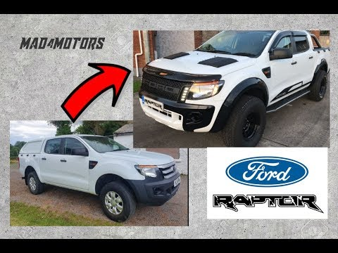 Ford Ranger to
