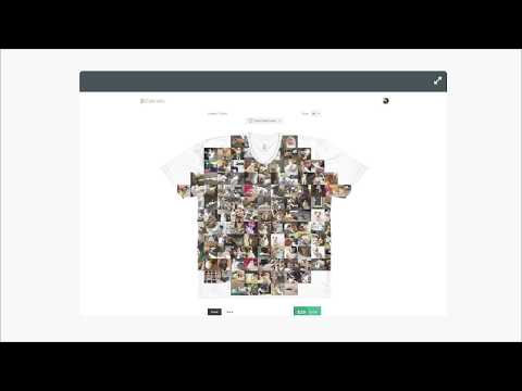 How to create an Instagram t-shirt