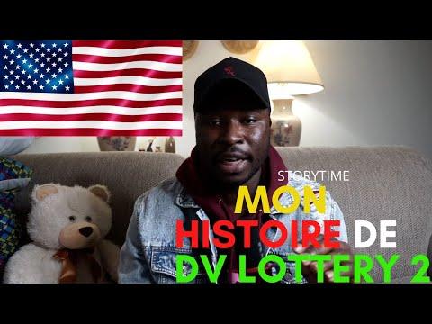 COMMENT JE SUIS ARRIVE AUX USA AVEC LA LOTTERY VISA|PART2|FAB!