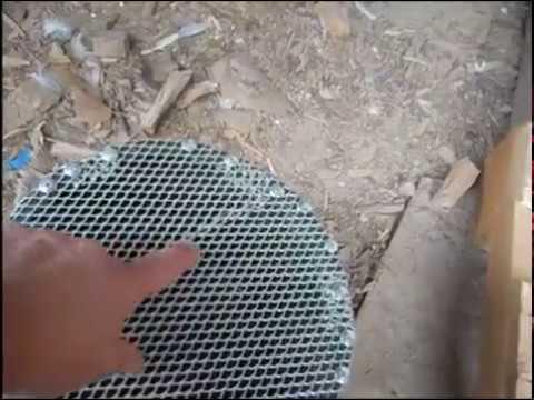wood pellet fines shifter