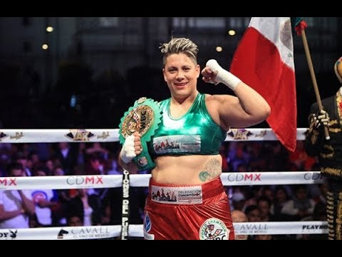 Toughest Woman Boxer Ever II NEW 2018 || WBC heavy weight Champion