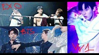 Fan mừng ra nước mắt với những sự cố sân khấu của các idol K-Pop này