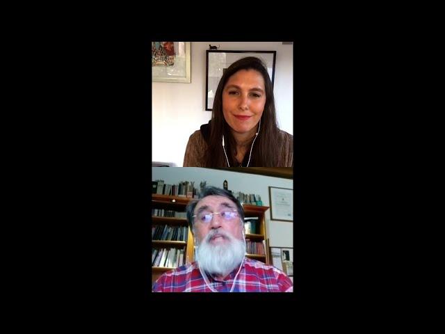 [PARTE 1] Entrevista Jorge Sánchez - Coordinador para Chile del Protocolo de Montreal