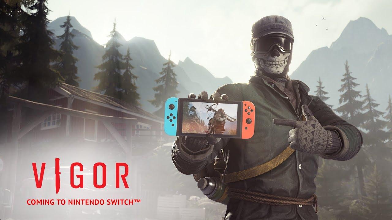 Vigor: ενα εντυπωσιακό shooter στο Nintendo Switch