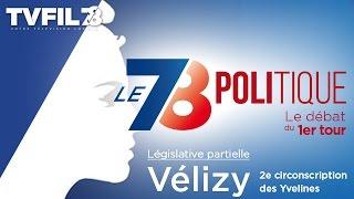 Le 7/8 Politique – 2e circonscription : le débat du 1er tour