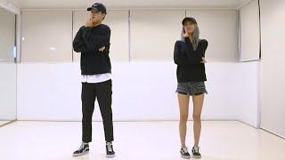 รักติดไซเรน - ไอซ์ พาริส,แพรวา ณิชาภัทร mirrored dance practice