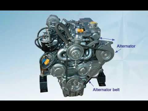 Marine Diesel Daily Checks
