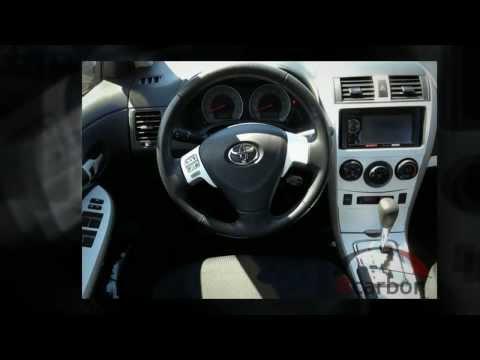 Rdash® Toyota Corolla Custom Dash Kit (White Carbon Fiber)