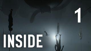 INSIDE - Прохождение игры на русском [#1]