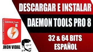 DAEMON Tools Pro 2019 Full (Con Crack/Licencia/Español) |32 y 64 Bits| Win 10
