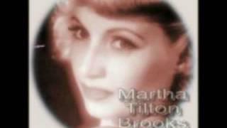 MARTHA TILTON - Stranger In Town