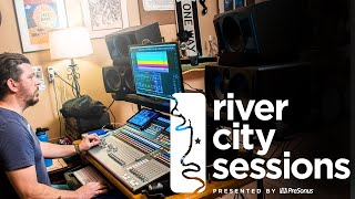 River City Session Tutorial | Recording and Mixing Tank and the Bangas with Kyle Poehling