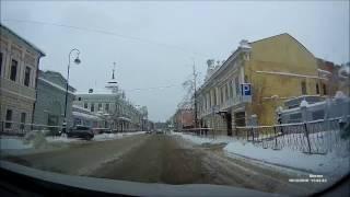 Sho-Me A7-GPS/GLONASS Дневная съемка   Product-test.ru